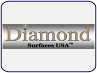 Diamond Solid Surface Countertops